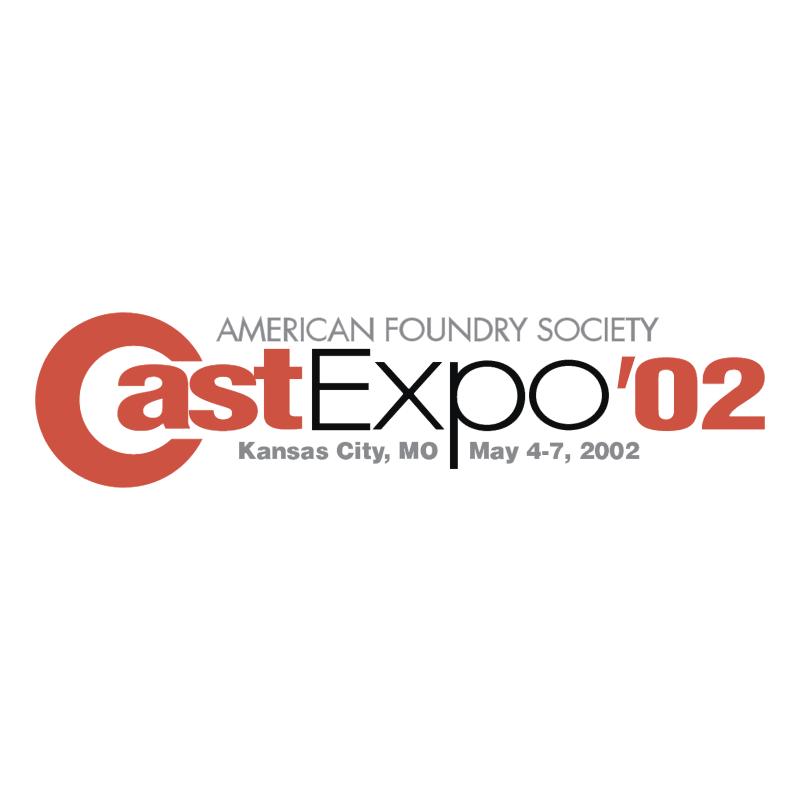 CastExpo 02 vector