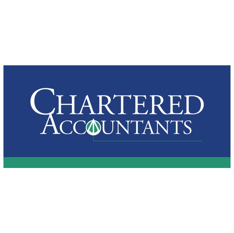 Chartered Accountants vector