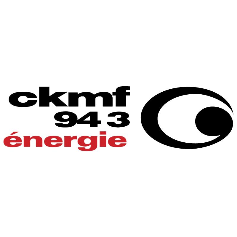 CKMF 94 3 energie 1035 vector