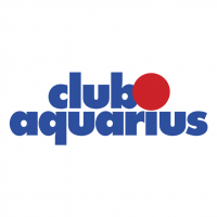Club Aquarius vector
