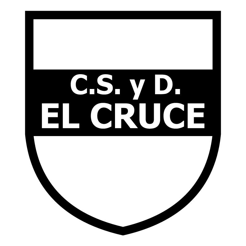 Club Social y Deportivo El Cruce de Dolores vector