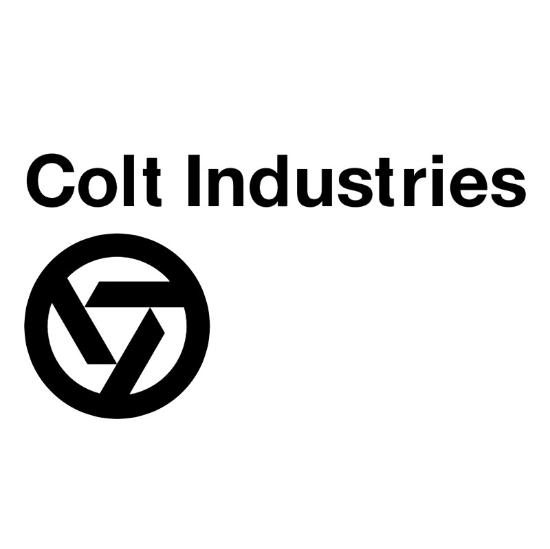 Colt Industries vector