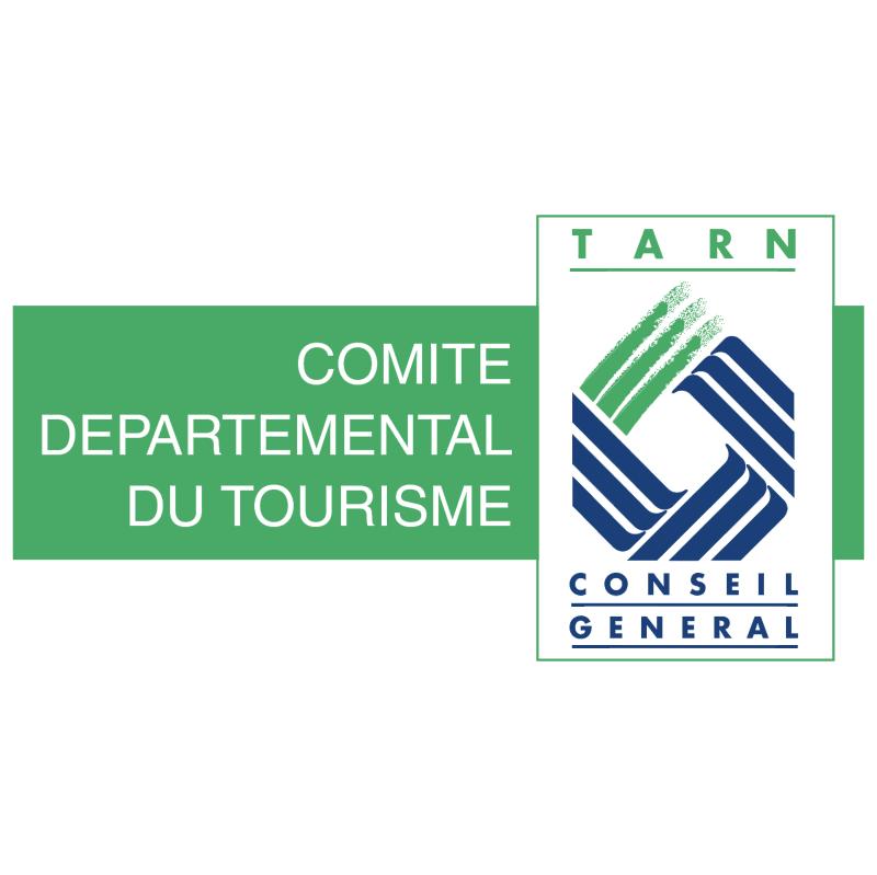 Comite Departemental du Tourisme Tarn vector