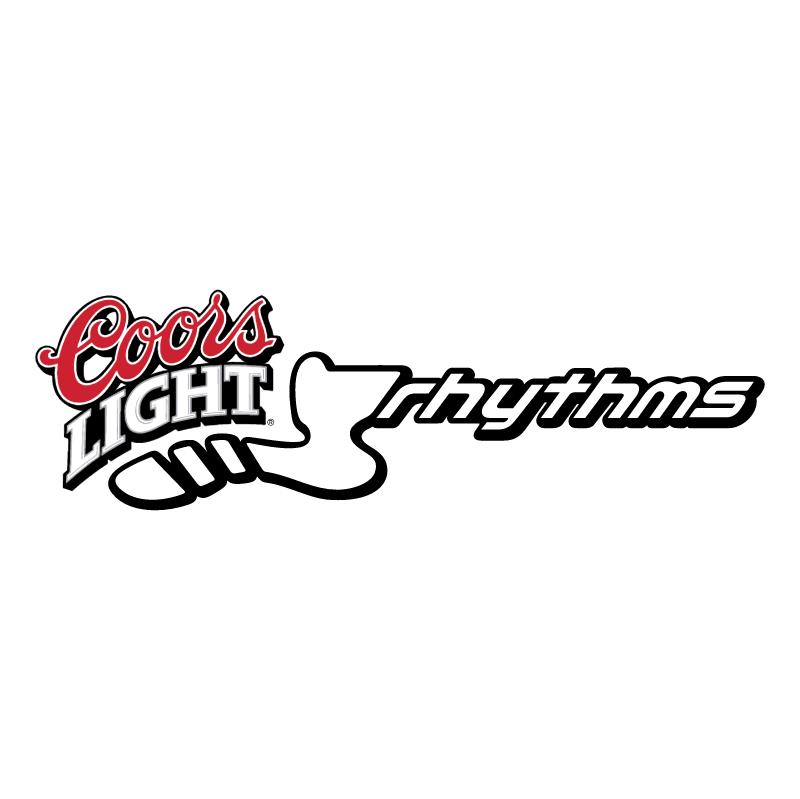 Coors Light Rhythms vector