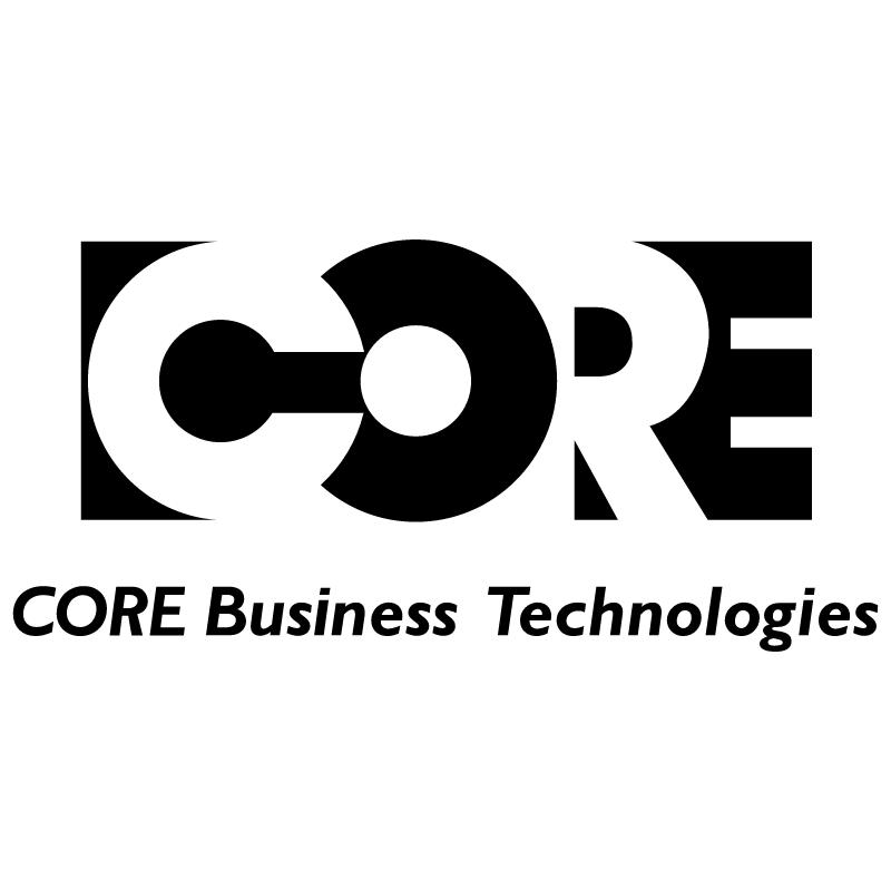 CORE vector logo