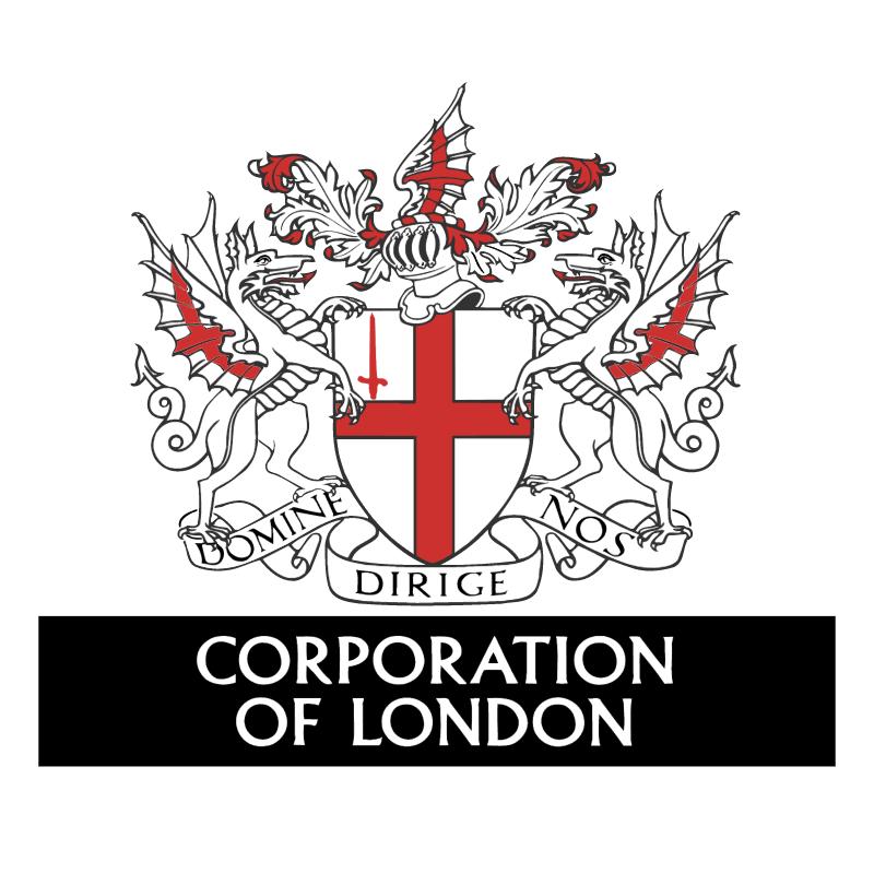 Corporation of London vector
