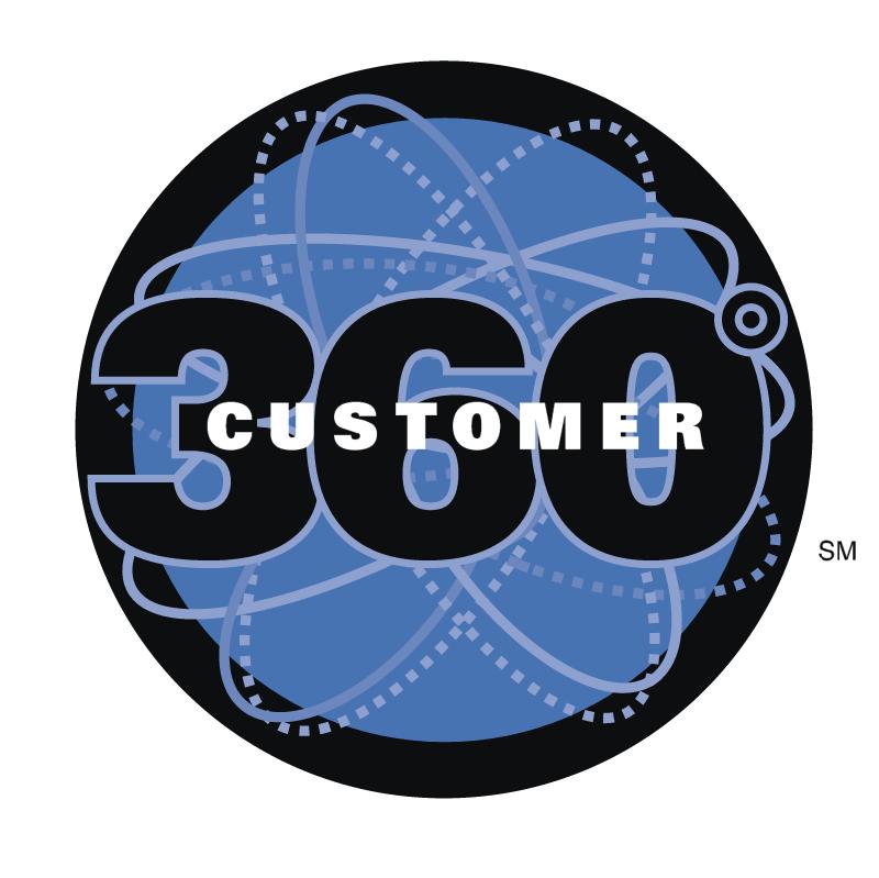 Customer 360 vector