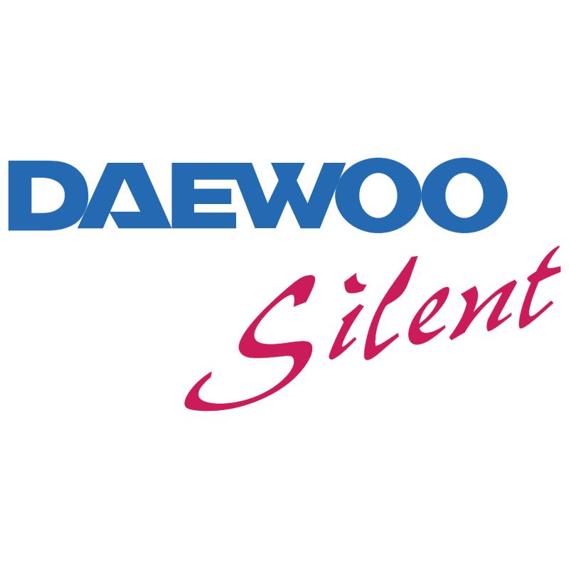 Daewoo Silent vector