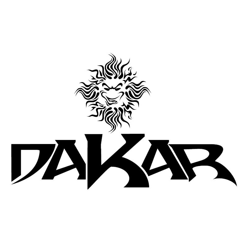 Dakar vector