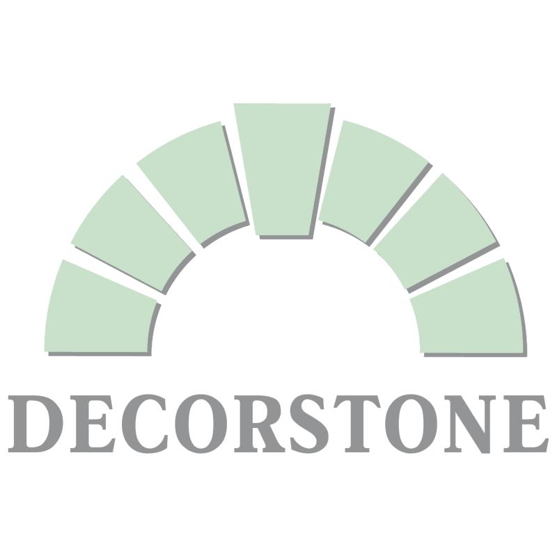 Decorstone vector logo