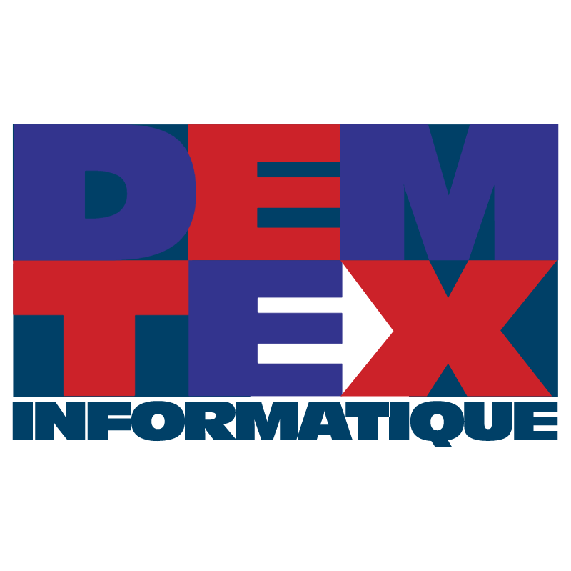 Demtex Informatique vector