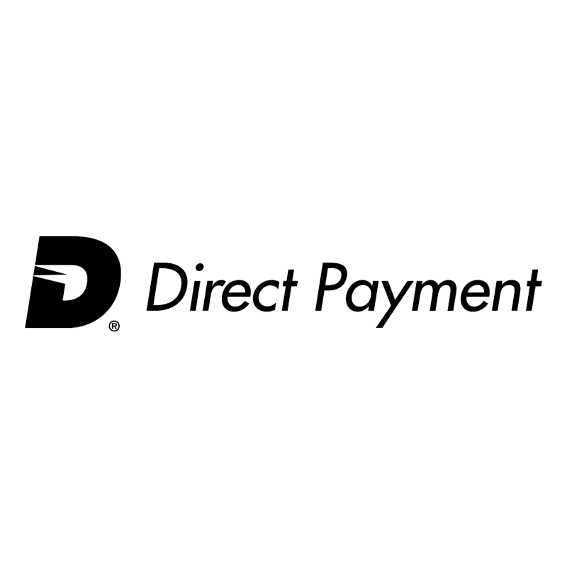 Direct Payment vector