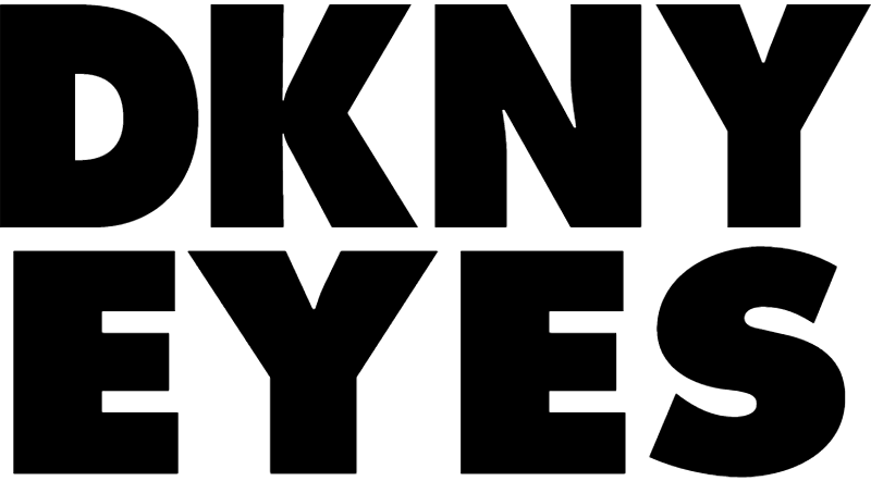 DKNY EYES vector