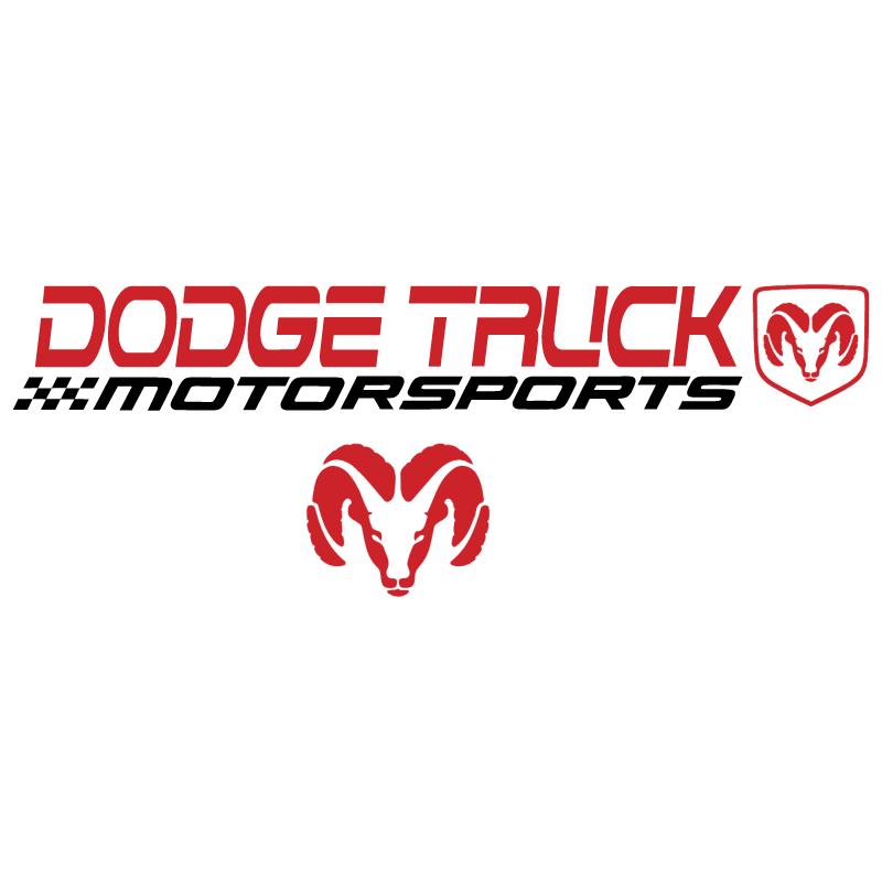 Dodge Truck vector logo