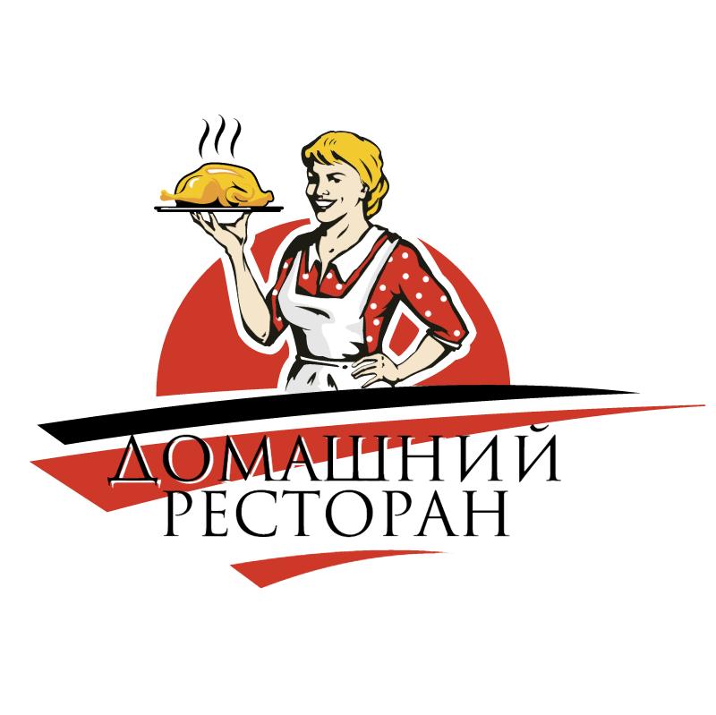 Domashniy Restoran vector