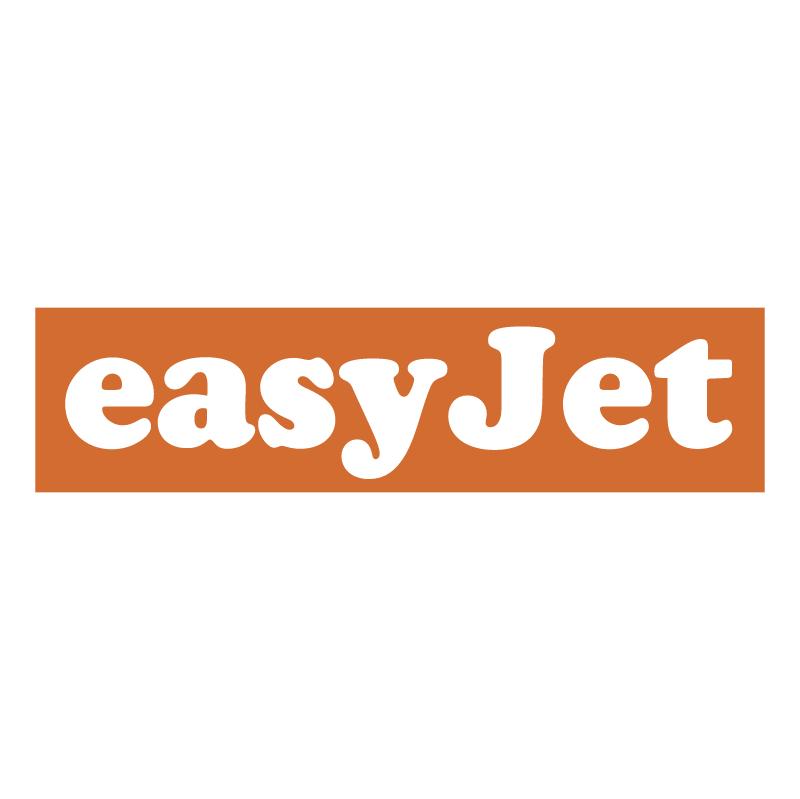 easyJet airline vector