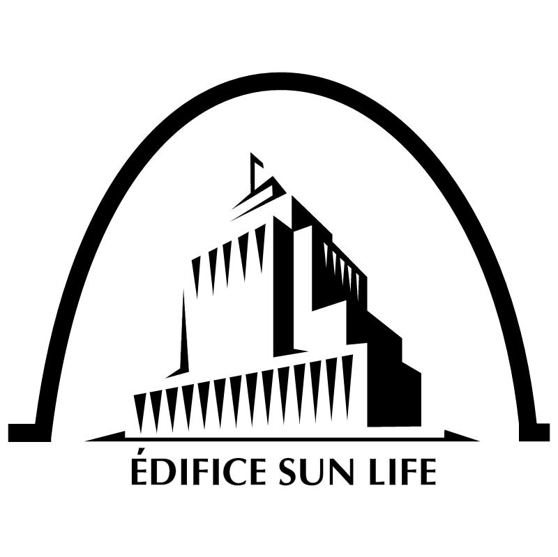 Edifice Sun Life vector