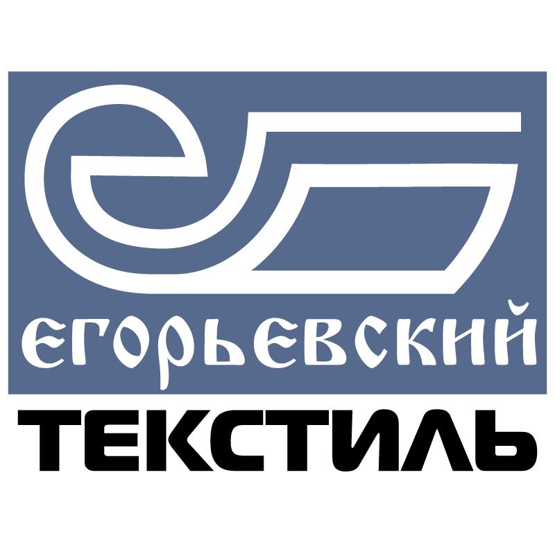 Egorievsky Textil vector