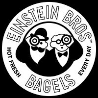 Einstien Bros Bagels vector
