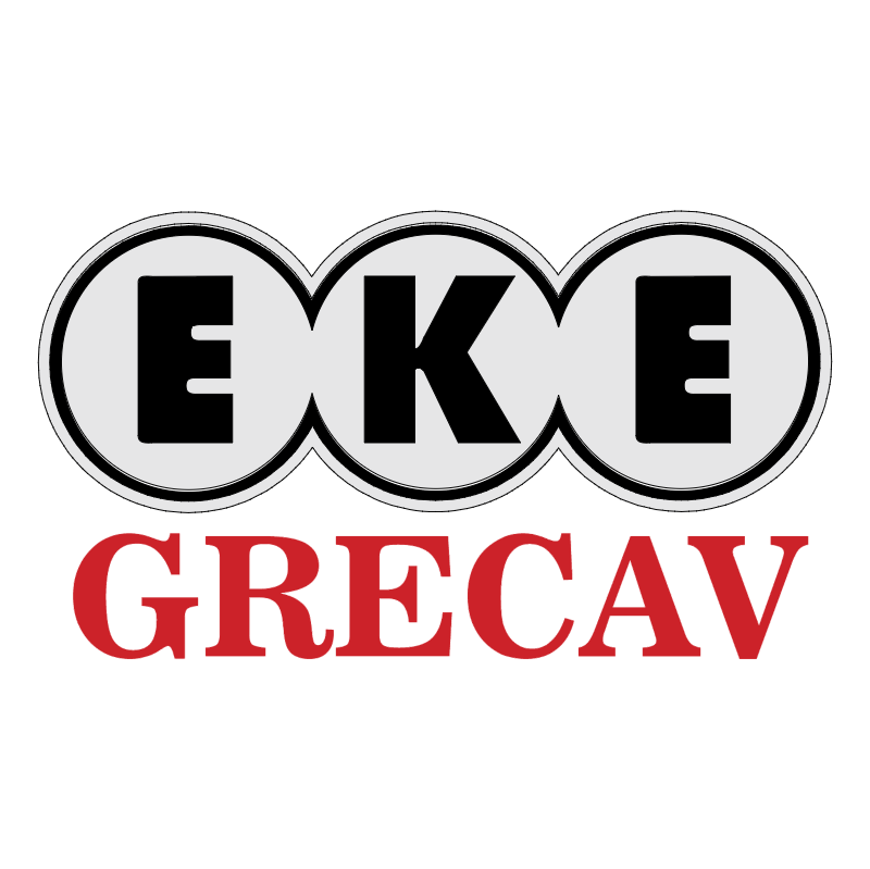 EKE Grecav vector logo