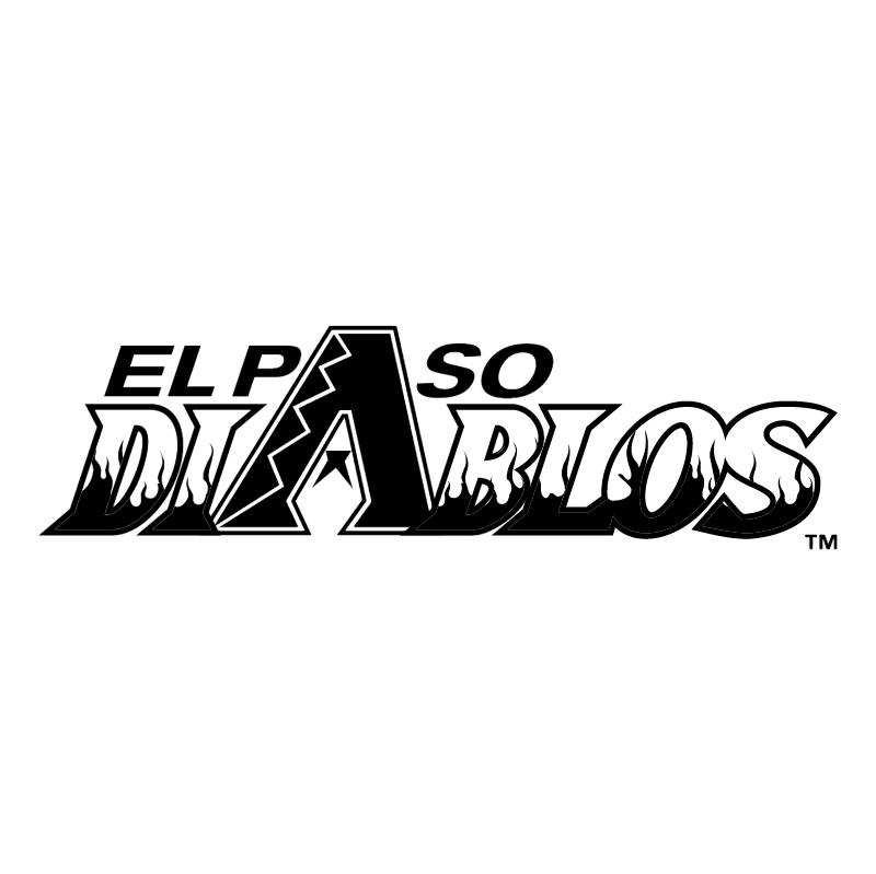 El Paso Diablos vector