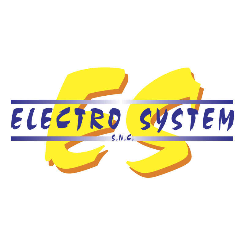 Electro System vector