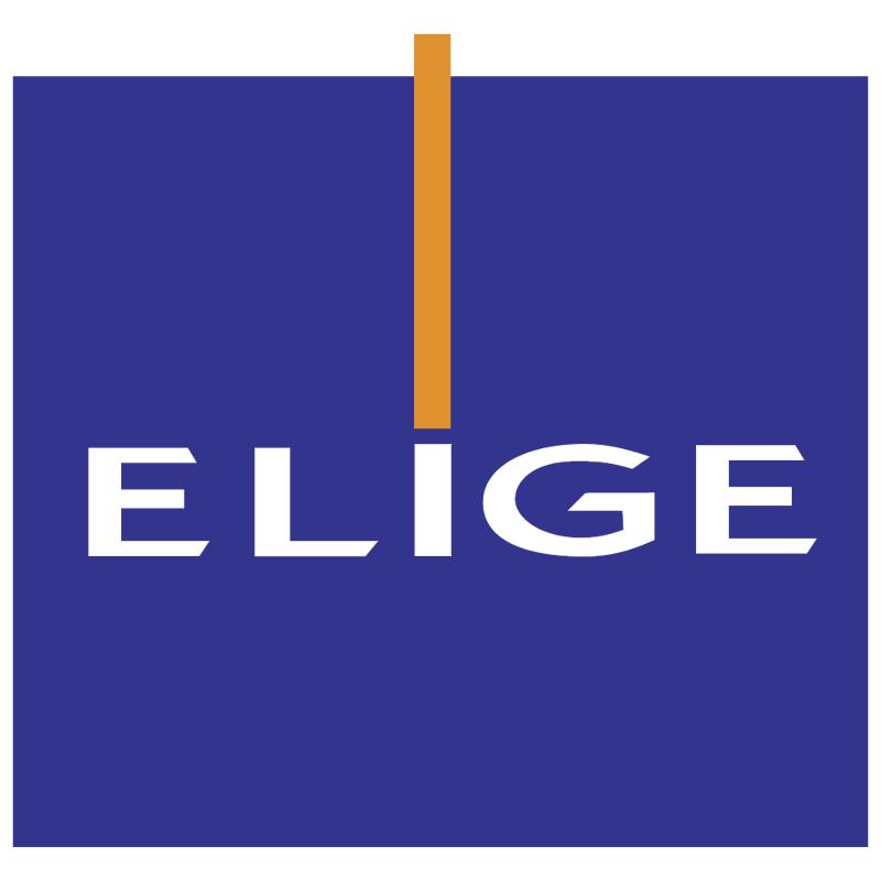 Elige vector logo