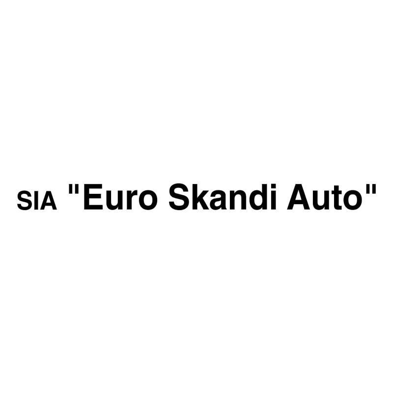 Euro Skandi Auto vector