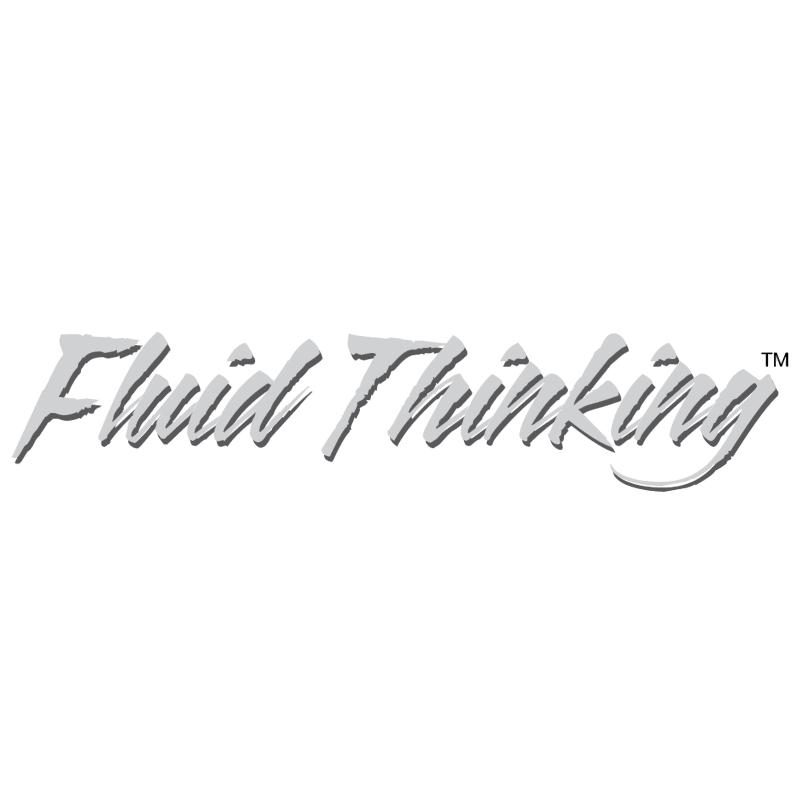 Fluid Thinking vector