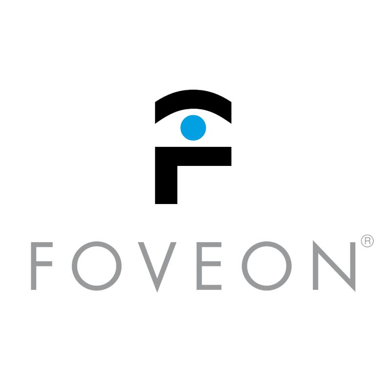 Foveon vector logo
