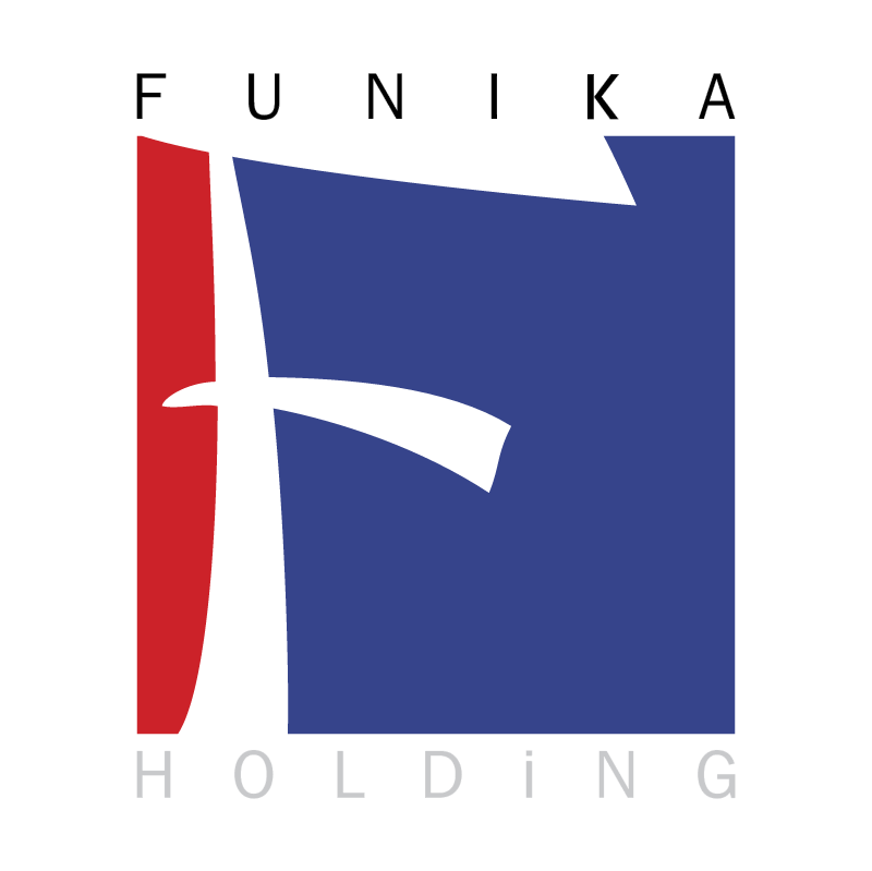 funika holding vector