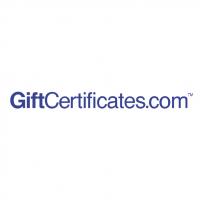 GiftCertificates com vector