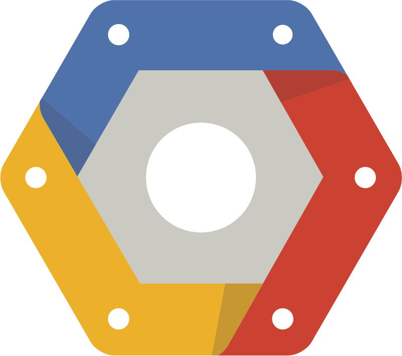 Google Cloud vector logo