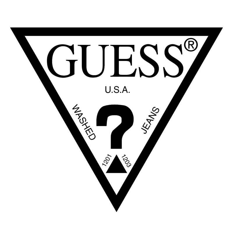 Guess Jeans vector