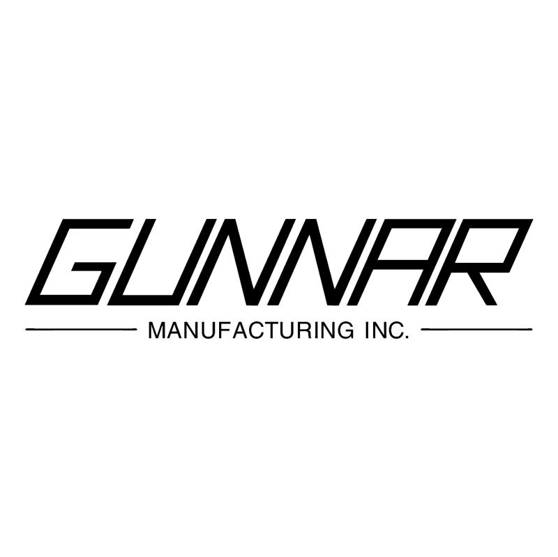 Gunnar Manufacturing vector