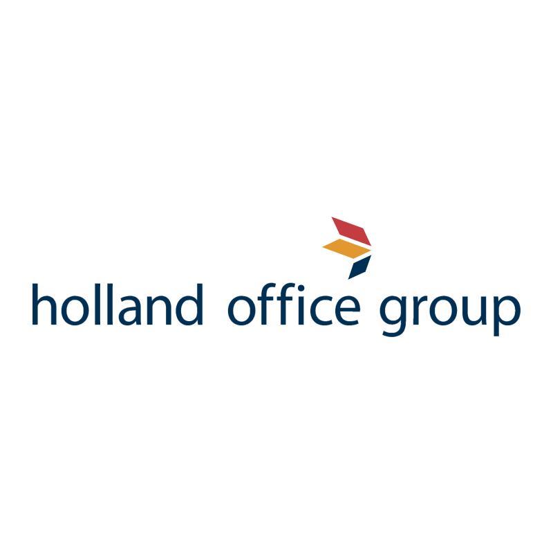 Holland Office Group vector logo