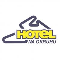 Hotel na Okruhu vector