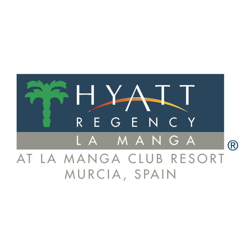 Hyatt Regency La Manga vector