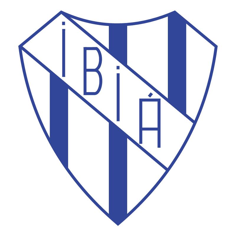 Ibia Esporte Clube de Ibia MG vector
