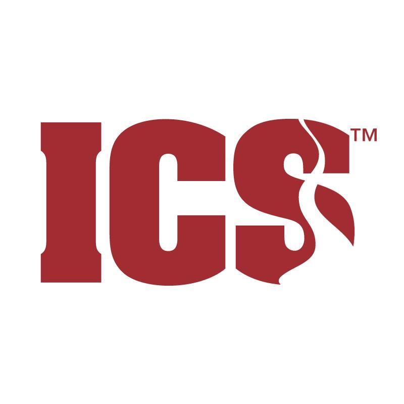 ICS vector logo