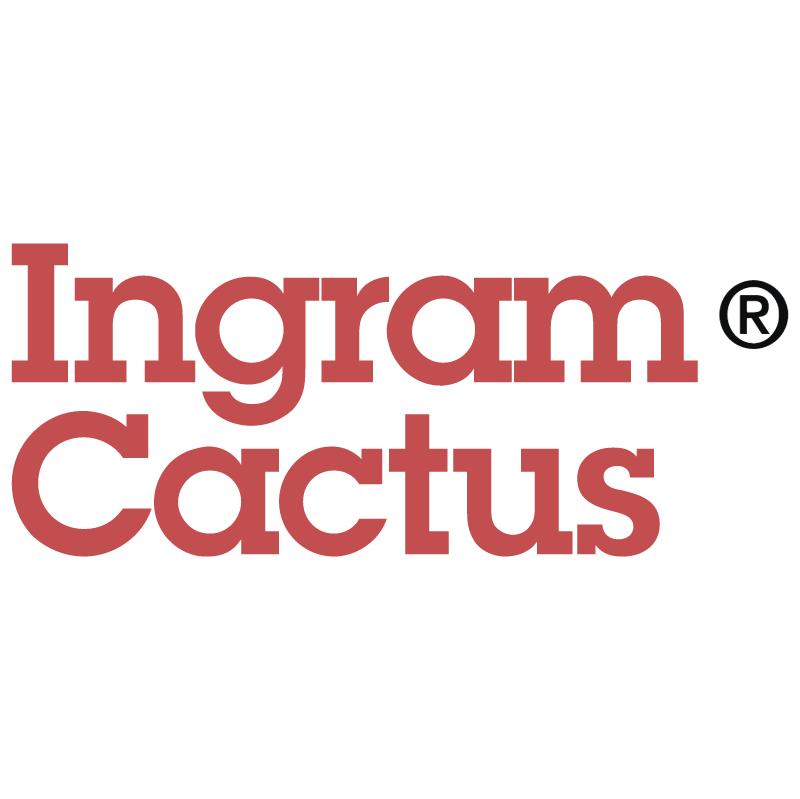 Ingram Cactus vector
