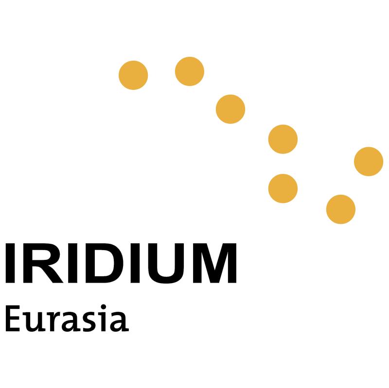 Iridium Eurasia vector