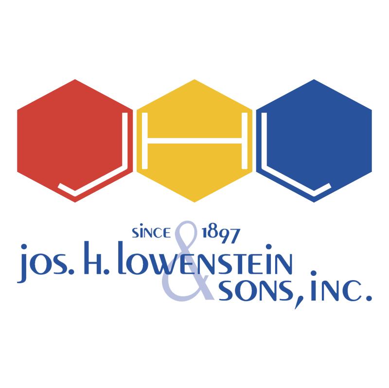 Jos H Lowenstein & Sons vector