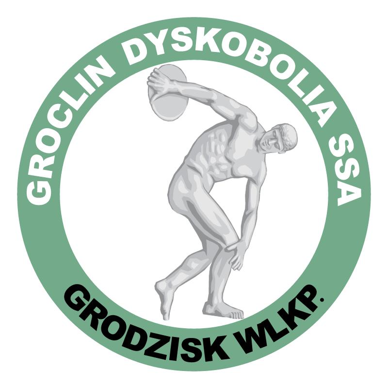 KS Groclin Dyskobolia SSA Grodzisk Wielkopolsk vector logo