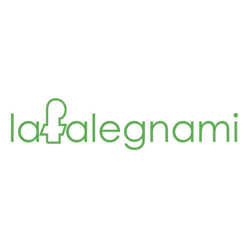 La Falegnami vector logo