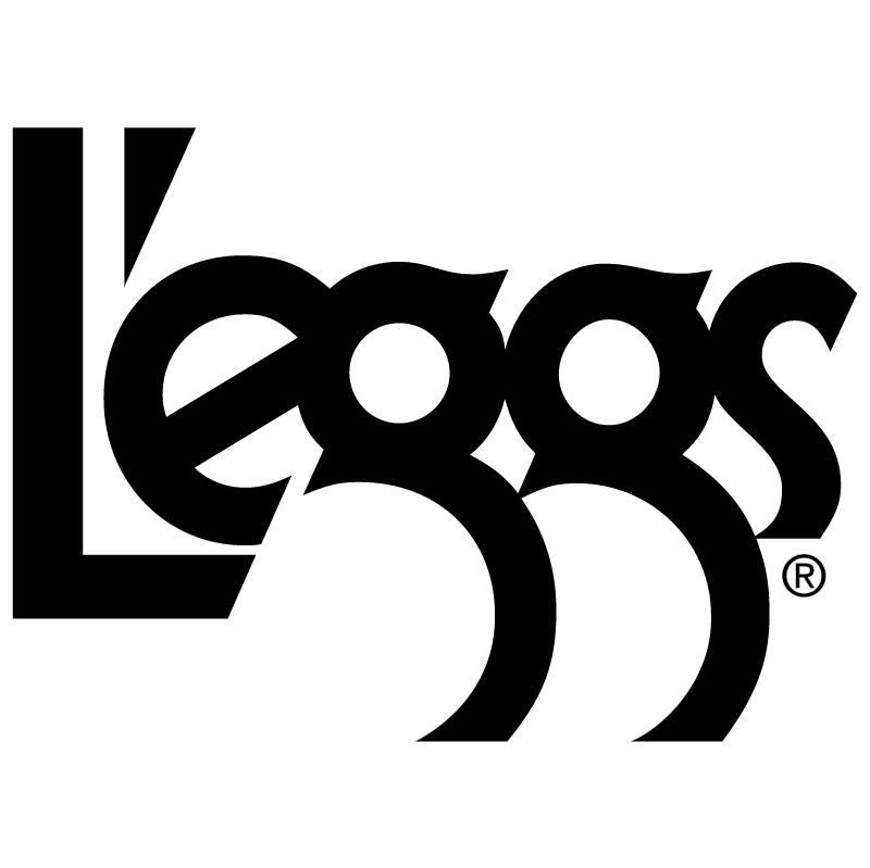 Leggs vector logo