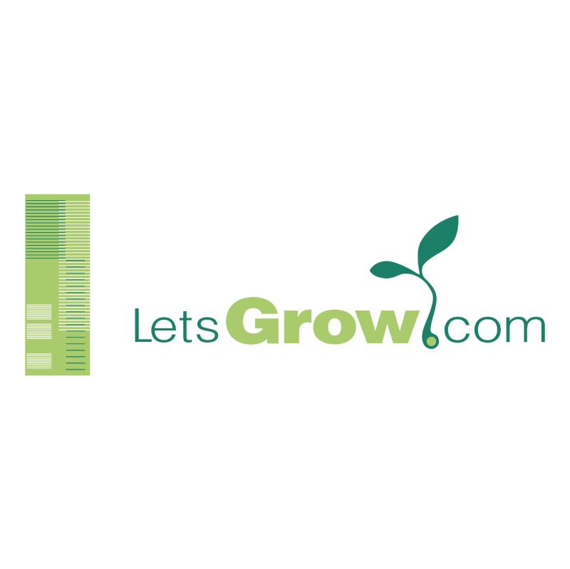 Lets grow com vector