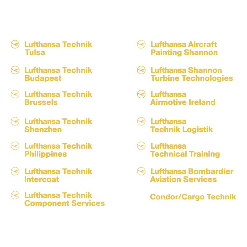 Lufthansa Technik vector
