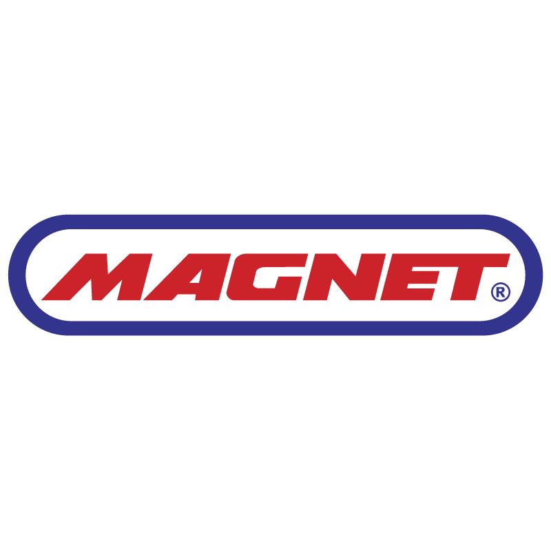 Magnet vector logo