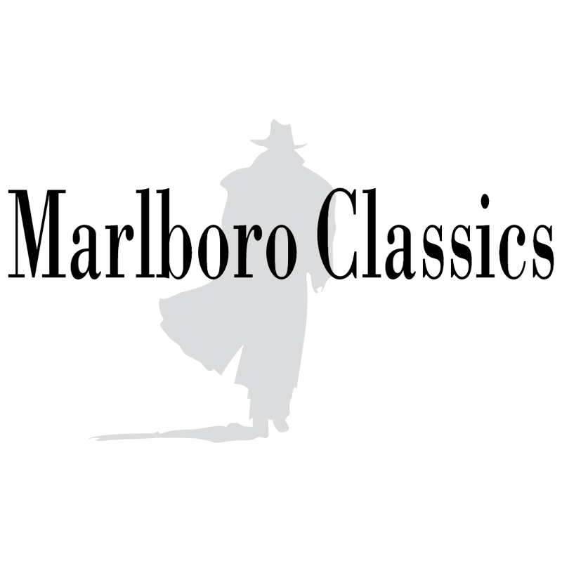 Marlboro Classic vector